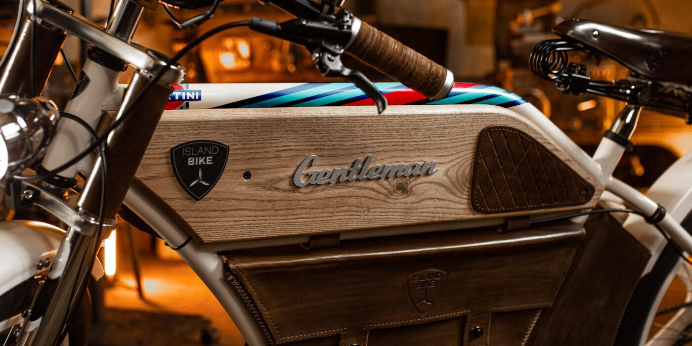 Elektrické kolo Island Bike